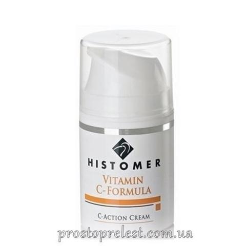 Histomer Vitamin C Formula C-Action Cream - Крем для лица с витамином С
