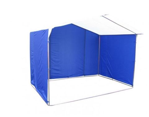 Торговая палатка «Домик» 3 х 2 К из квадратной трубы 20х20 мм
