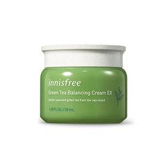 Крем innisfree Green Tea Balancing Cream EX 50ml