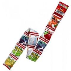 Жевательная резинка Marukawa Ассорти фруктовых вкусов лента 54 гр