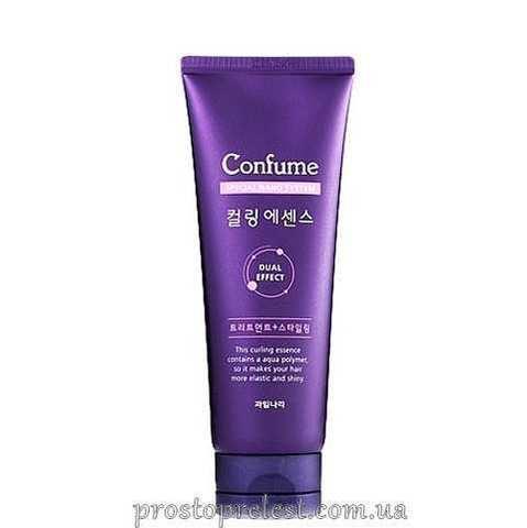 Welcos Confume Curling Essence - Эссенция для кудрявых волос