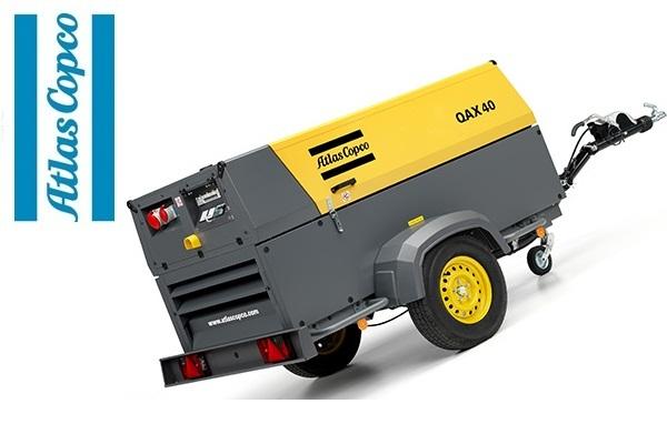 Дизельная электростанция (генератор) Atlas Copco QAX 40