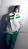 Куртка горнолыжная 8848 Altitude - Ridge White Jacket мужская