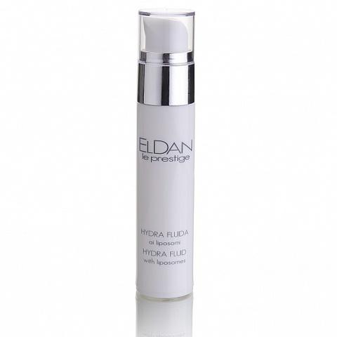 Eldan Hydra fluid with liposomes, Увлажняющее средство с липосомами, 50 мл.