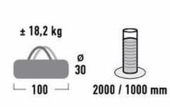Купить универсальный тент High Peak Tramp от производителя со скидками.