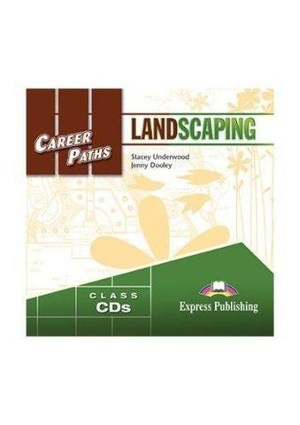 Landscaping (esp). Audio CDs (set of 2). Аудио CD (2 шт.)