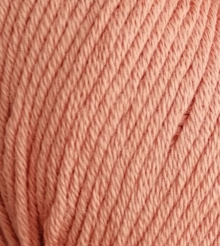 Пряжа Gazzal Organic Baby Cotton 438 абрикос
