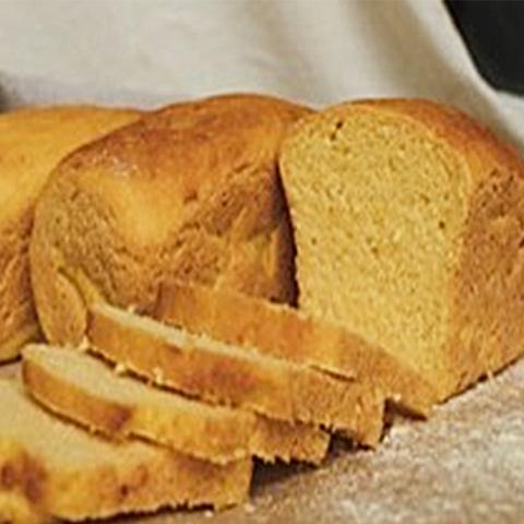 Фотография Хлеб кукурузный «Особый» на закваске / 350 гр купить в магазине Афлора