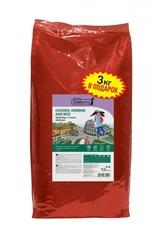 DailyDog Adult All Breed сухой корм для взрослых собак всех пород с курицей, сельдью и рисом 15