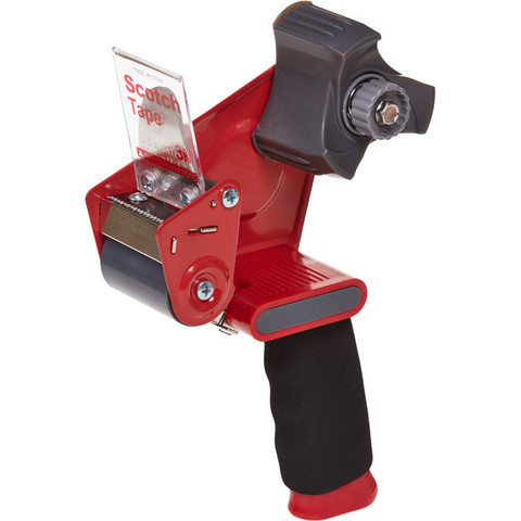 Диспенсер Scotch ST-181 для скотча клейкой упаковочной ленты шириной 50 мм