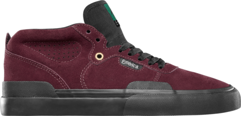 Кеды Emerica Pillar - oxblood
