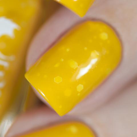 Yellow Umbrella (new cap)
