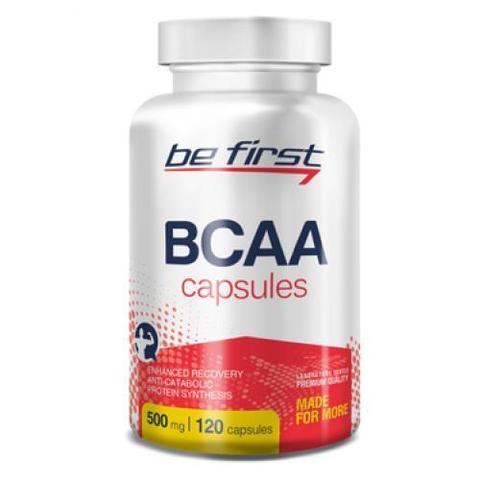 Be First BCAA 120 капс