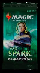 Бустер выпуска «War Of The Spark» (английский)