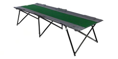 Раскладушка туристическая - походная кровать TREK PLANET Siesta