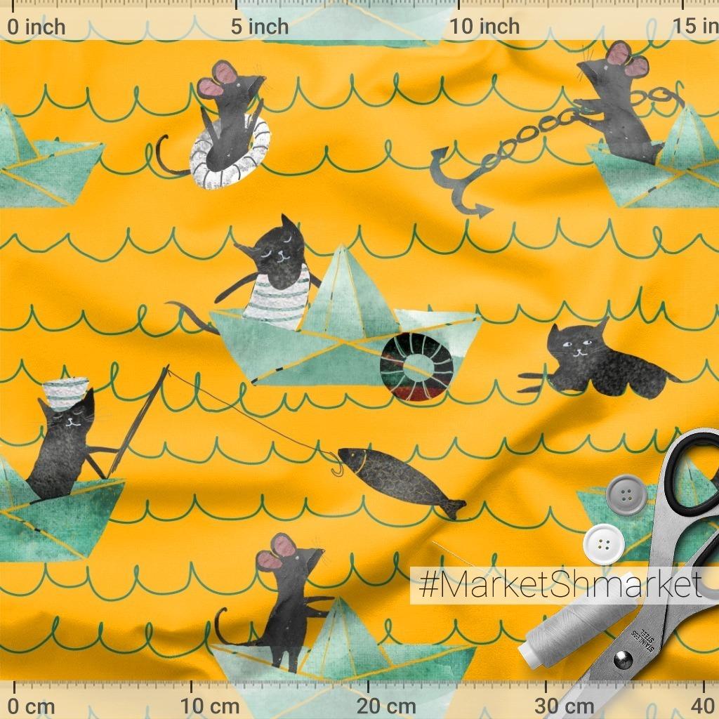 коты и мыши моряки