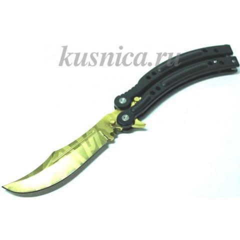 Нож-бабочка арт.257