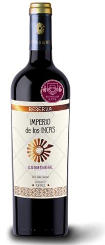 IMPERIO de Los Incas Carmenere Reserva
