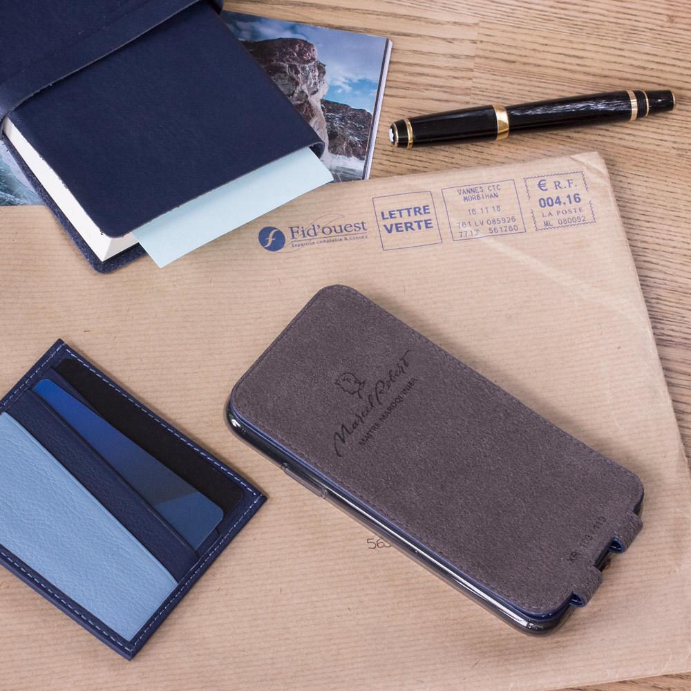 Case for iPhone X / XS - blue indigo