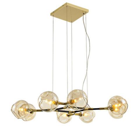 Подвесной светильник 280 by Light Room ( 8 плафонов )