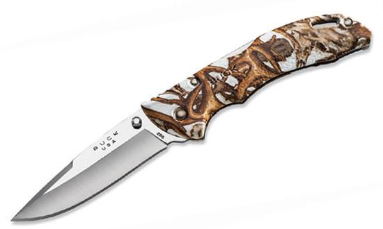 Нож BUCK модель 0286CMS11 Bantam White Head Hunterz