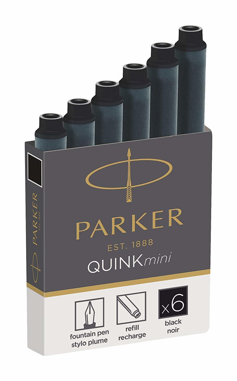 Parker QUINK mini Z17 Black (S0767220)