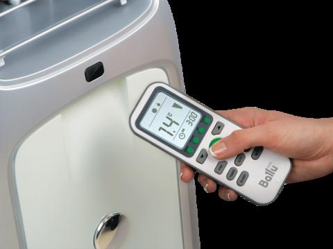 Мобильный кондиционер - Ballu BPAC-12 CE
