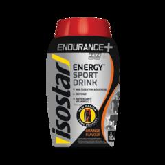 Изотоник Isostar Long Energy Carbohydrate Electrolyte апельсин