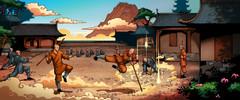 9 Monkeys of Shaolin Стандартное издание (Xbox One/Series X, русская версия)