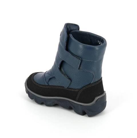 Зимние ботинки, цвет джинс, Тотто (ТРК ГагаринПарк)