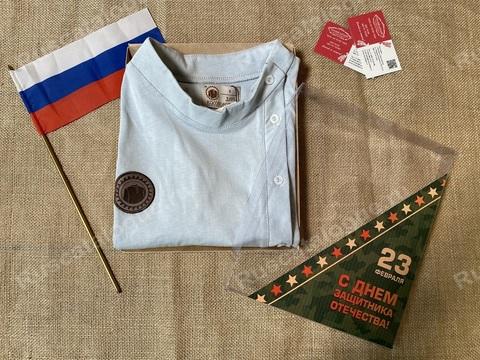 Подарочная Косоворотка «ВАКЦИНА»
