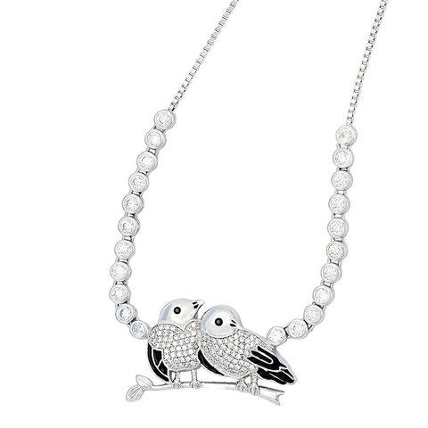 Ожерелье  LOVE BIRD
