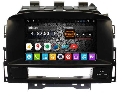 Магнитола для Opel Astra J (2010-2015) Android 9.0 2/32GB IPS DSP модель DS-7082HD