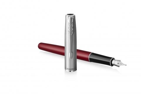 Перьевая ручка Parker Sonnet Entry Point Red Steel в подарочной упаковке