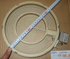 Конфорка для стеклокераммических плит Ардо и др. 651054219, 633000014/624000717/601001004