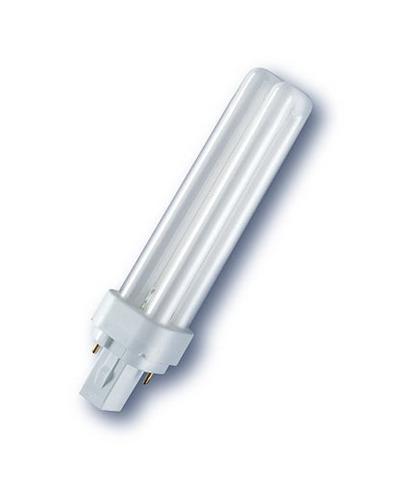 Лампа энергосберегающая КЛЛ-PD-18Вт-4000K-G24d-2 TDM