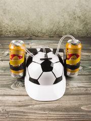 Каска с подставкой под банки «Футбол», фото 2