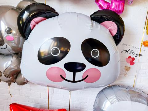 Воздушный шар панда