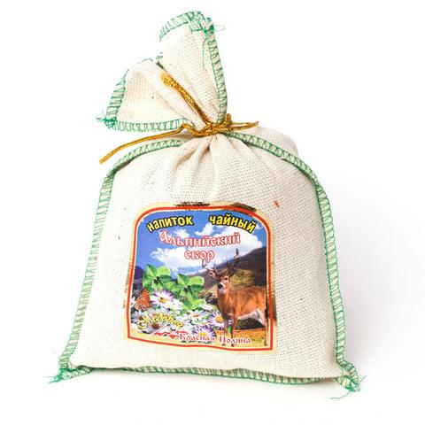 напиток чайный альпийский сбор