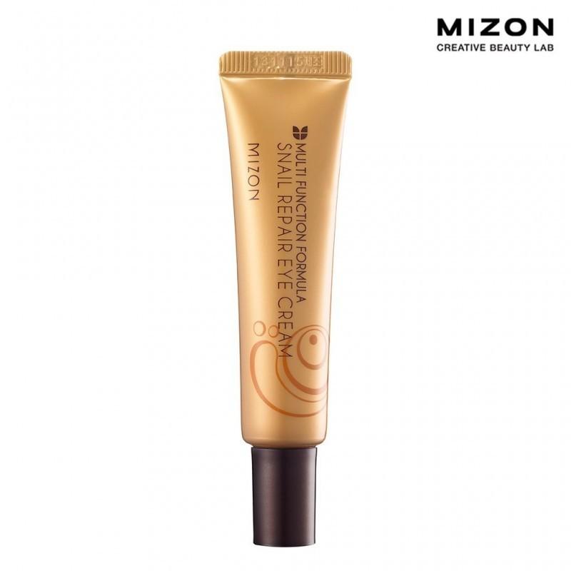 Улиточный регенерирующий крем для кожи вокруг глаз   Mizon  Snail Repair Eye Cream 15ml (tube)