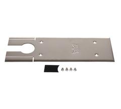 Крышка для напольного дверного доводчика BTS75V,617 Dormakaba (нержавеющая сталь)