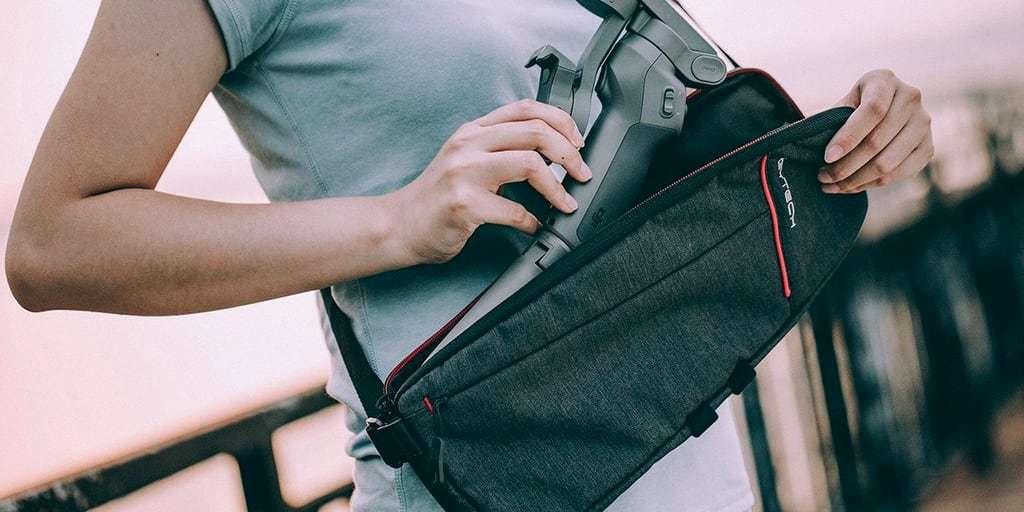 Мягкая сумка для стабилизатора Pgytech Mobile Gimbal Bag