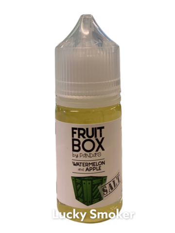 Жидкость Fruit Box Salt 30 мл Watermelon Apple