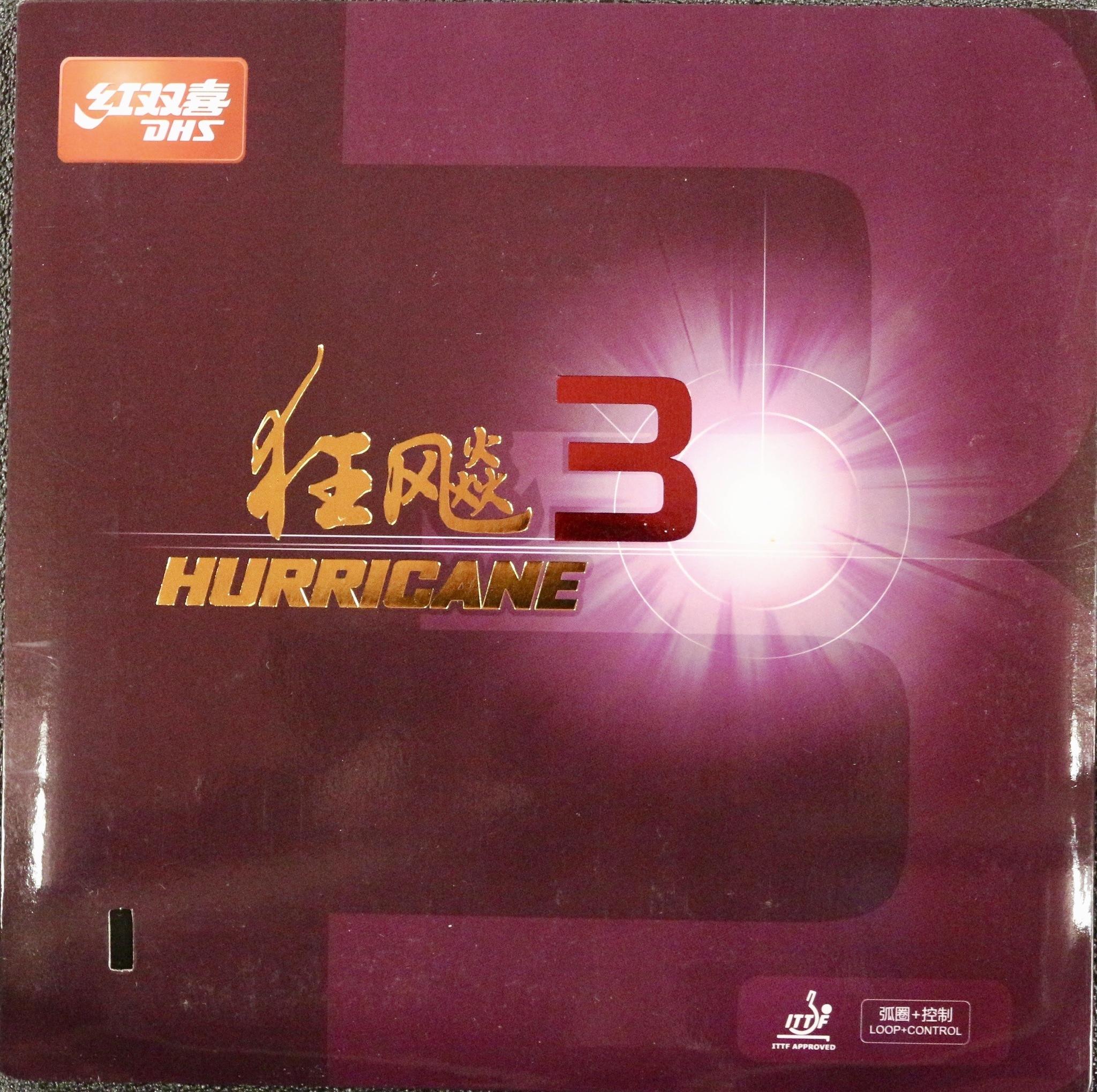 Накладка DHS Hurricane 3