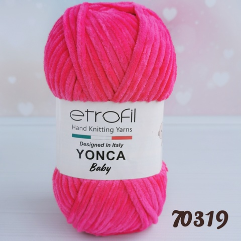 ETROFIL YONCA 70319, Малиновый