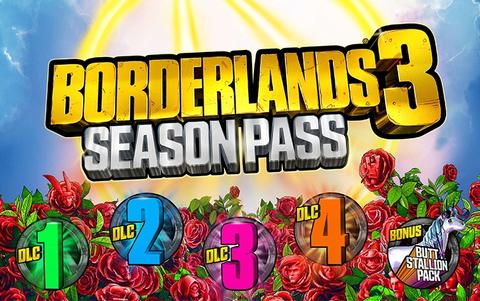 Borderlands 3 Season Pass (Steam) (для ПК, цифровой ключ)