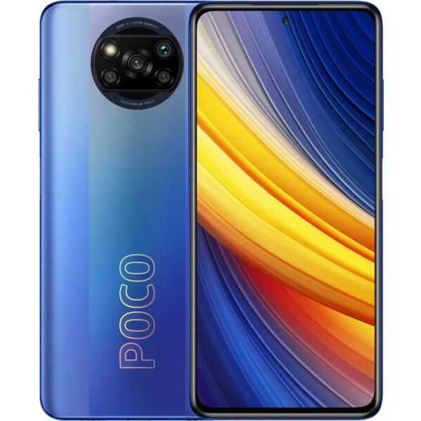 Poco X3 Pro Xiaomi Poco X3 Pro 6/128GB (NFC) Frost Blue (Синий) blue1.jpeg