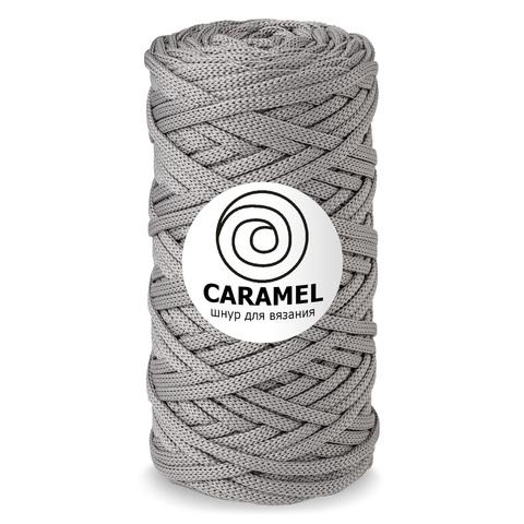 Полиэфирный шнур Caramel Дарк Грей