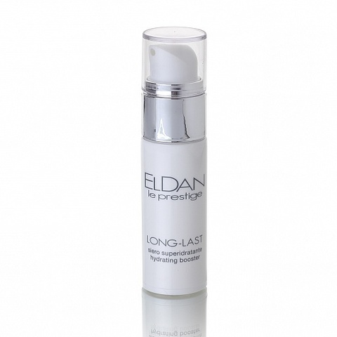 Eldan Long last hydrating booster, Флюид-гидробаланс с эктоином, 30 мл.