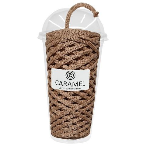 Полиэфирный шнур Caramel Гляссе